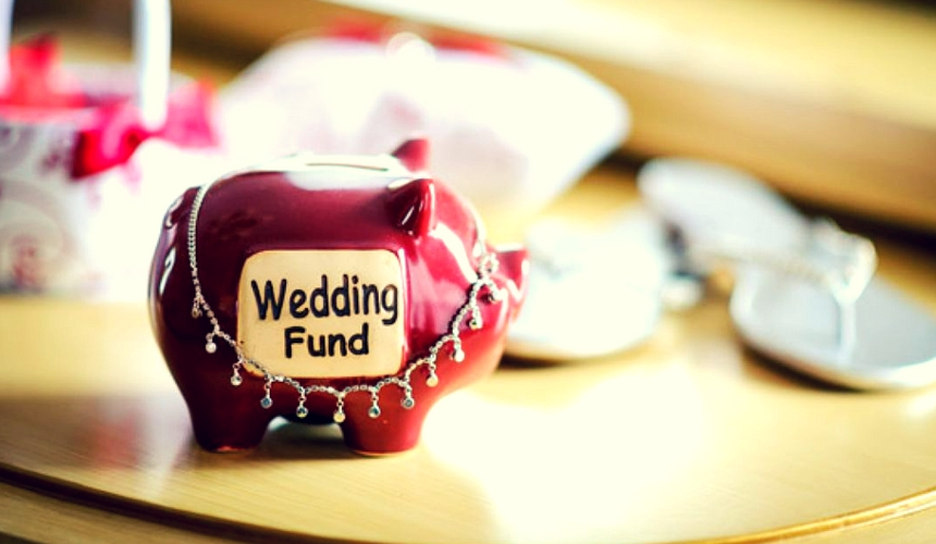 Setting a wedding budget is the most important part of planning